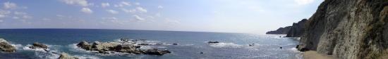 釣り師海岸_
