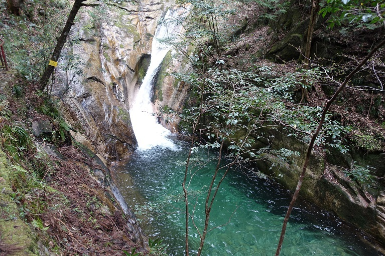 6 登龍の滝 14%
