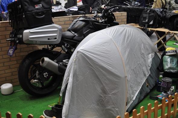 TANAX 東京モーターサイクルショー
