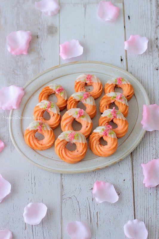 324桜クッキー