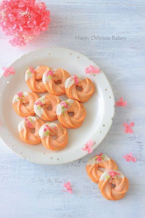 325桜クッキー