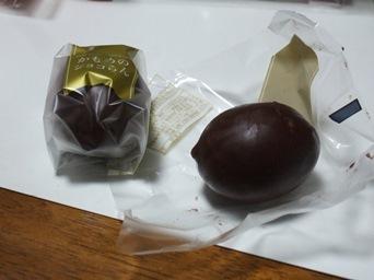 3/2 岩手土産  かもめのショコラン