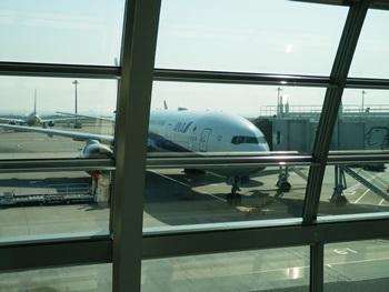 4/30 羽田空港