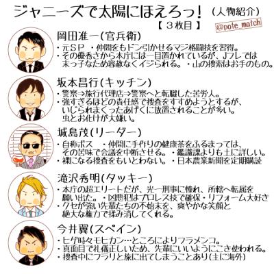 人物紹介(3)