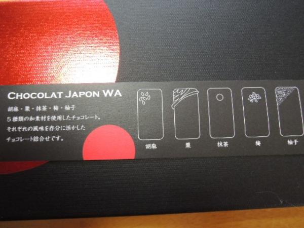 ロイスダール バレンタインチョコレート(近鉄生駒チョコ) (18)