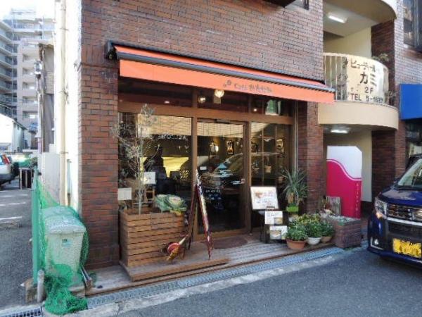 カフェかわせみ (2)