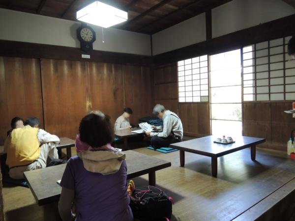 長岳寺 そうめん (6)
