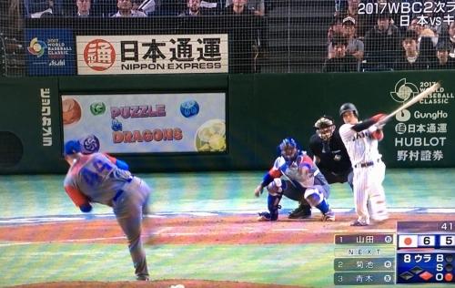 2017-03-14山田本塁打