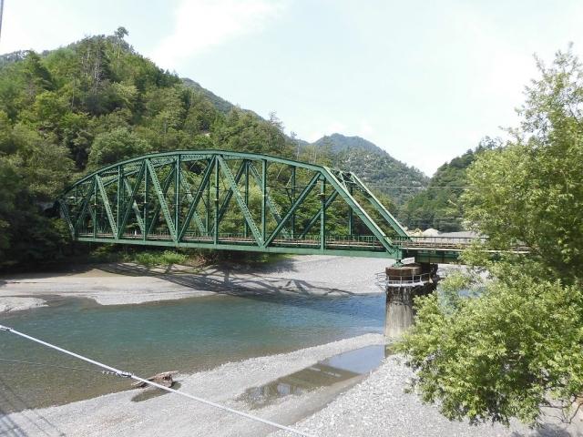 遠山川橋りょう (6)