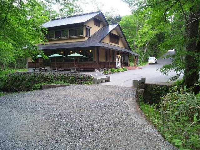 奥社の参道橋 (3)