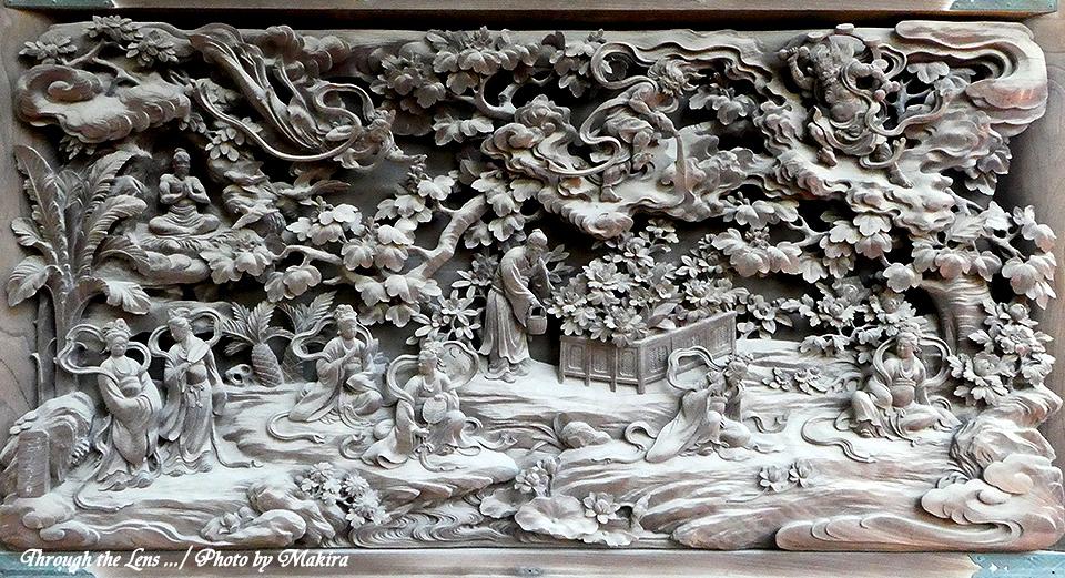帝釈堂彫刻ギャラリーTZ1