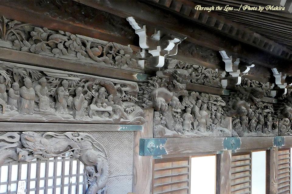 帝釈堂彫刻ギャラリーTZ2