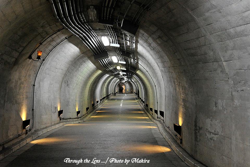 袋田の滝トンネル2