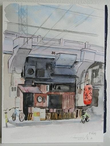 CIMG4688   中崎町