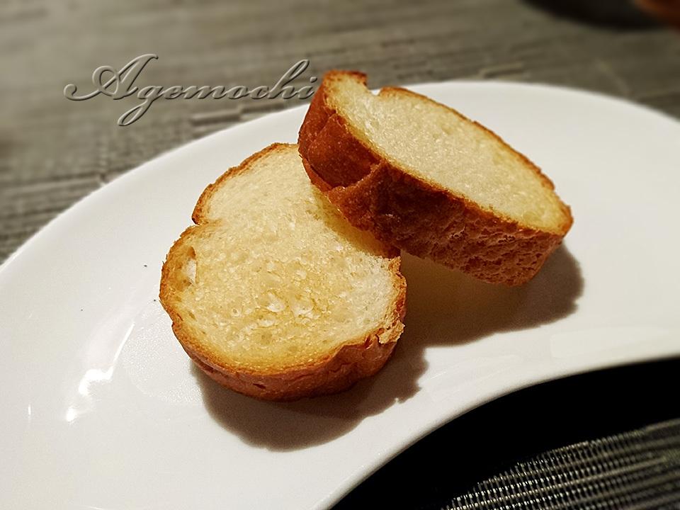 パスタにつくパン