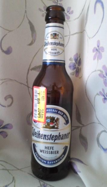 Weihenstephaner HEFEWEISSBIER(ヴァイエンステファン ヘフヴァイス)