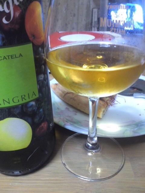 MACATELA Organic SANGRIA WHITE(マカテラ オーガニック サングリア 白)