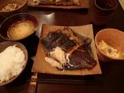 大門 海山 かれい煮付け(2017/4/27)