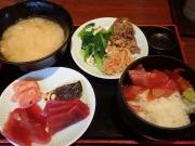 浜松町 ニッポンまぐろ漁業団 鮪食べ放題ランチバイキング(2017/3/27)