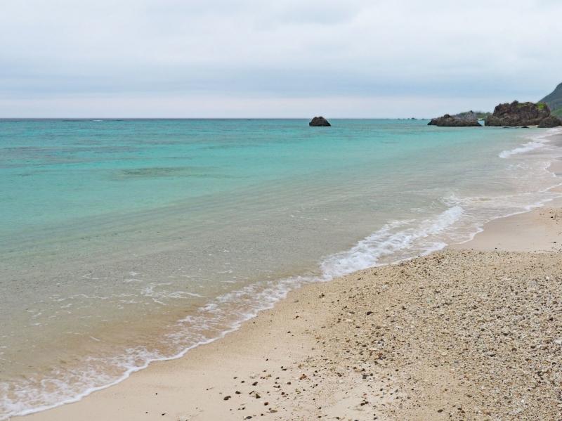 伊平屋島西海岸