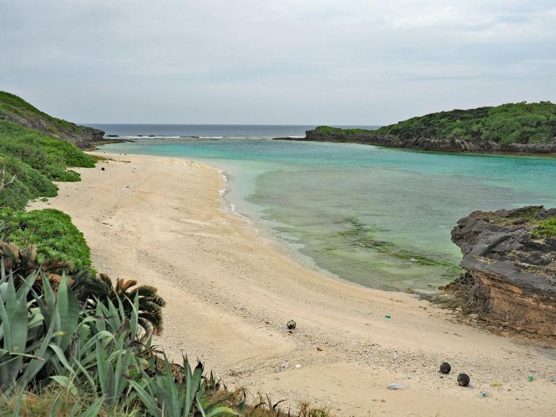 野甫島 ジューマ海岸
