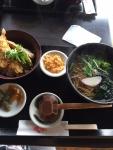 神戸空港でお昼ご飯