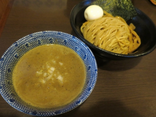 弥七つけ麺