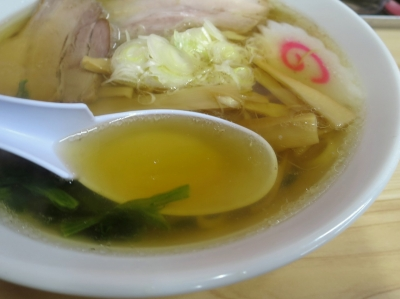 朝日スープ