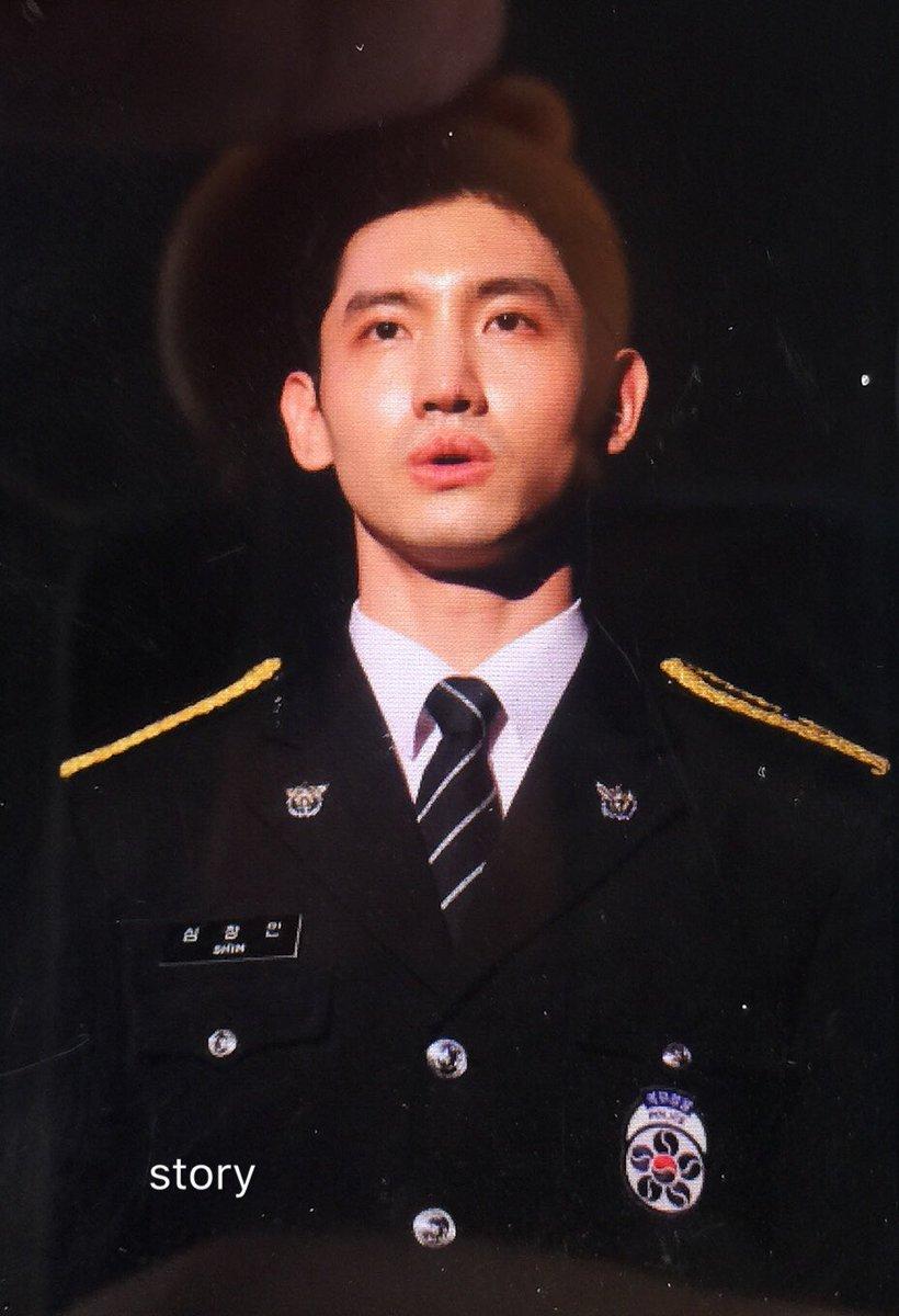 チャンミン警察コンサート8