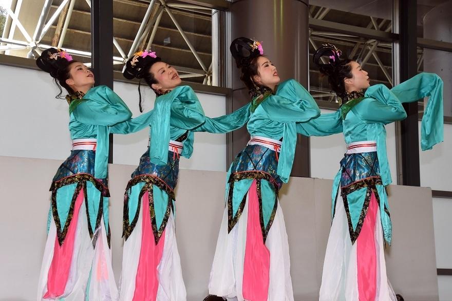 神戸国際中国踊り#1 (0)