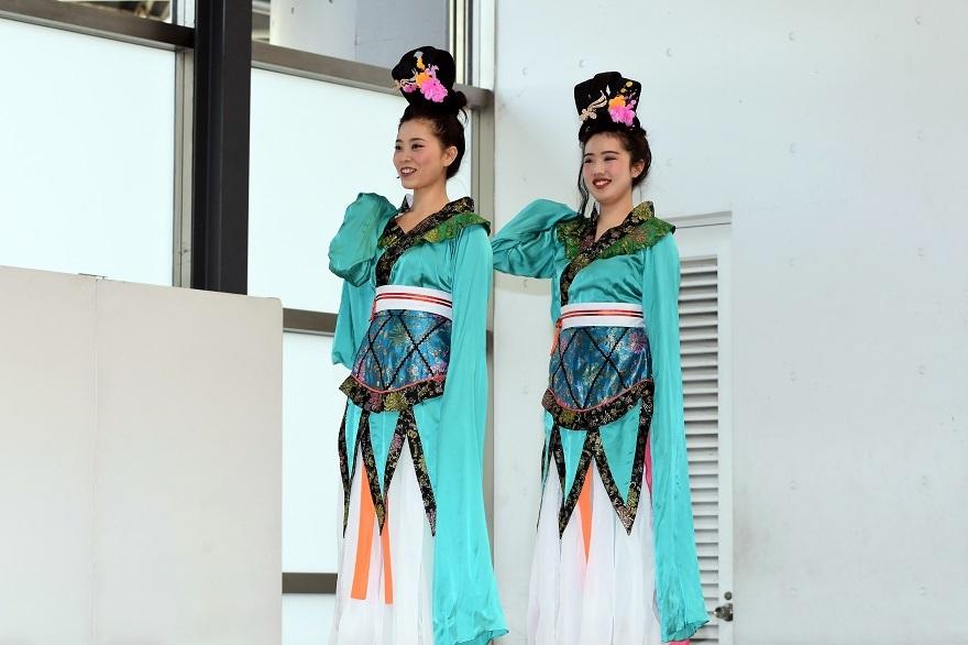 神戸国際中国踊り#1 (1)