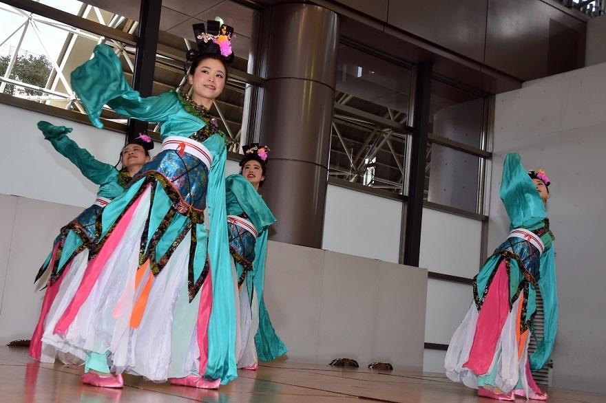 神戸国際中国踊り#1 (5)