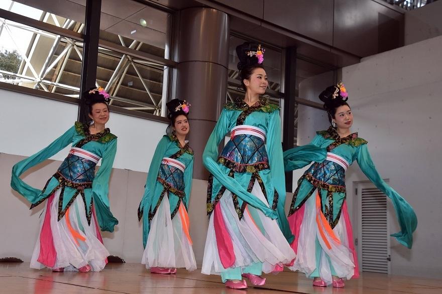 神戸国際中国踊り#1 (6)