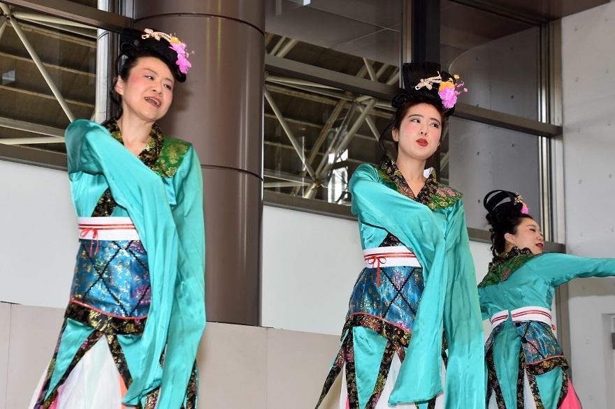 神戸国際中国踊り#1 (8)