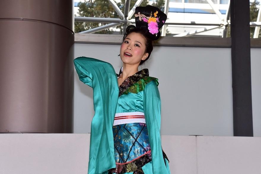 神戸国際中国踊り#1 (11)