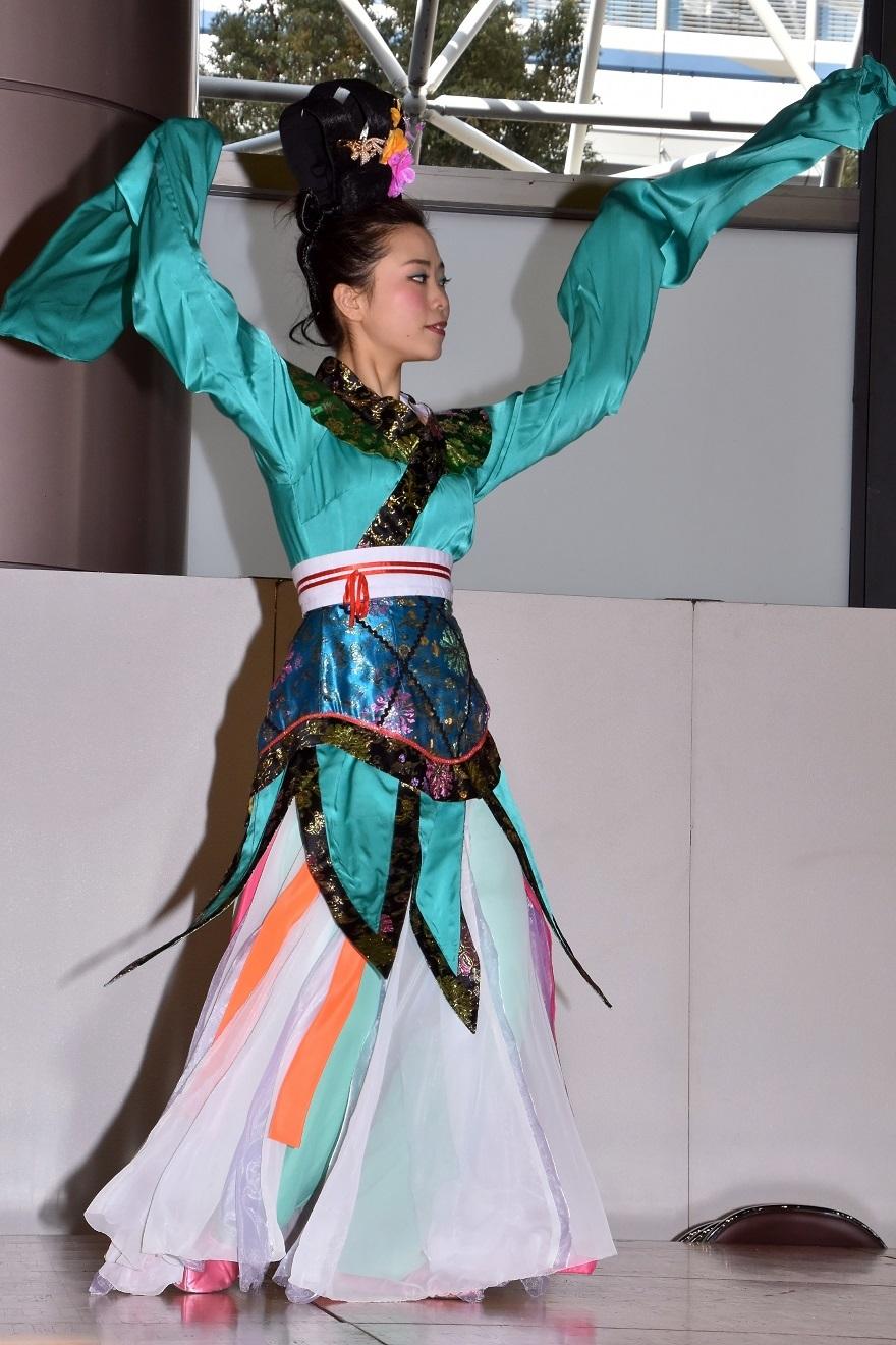 神戸国際中国踊り#1 (12)