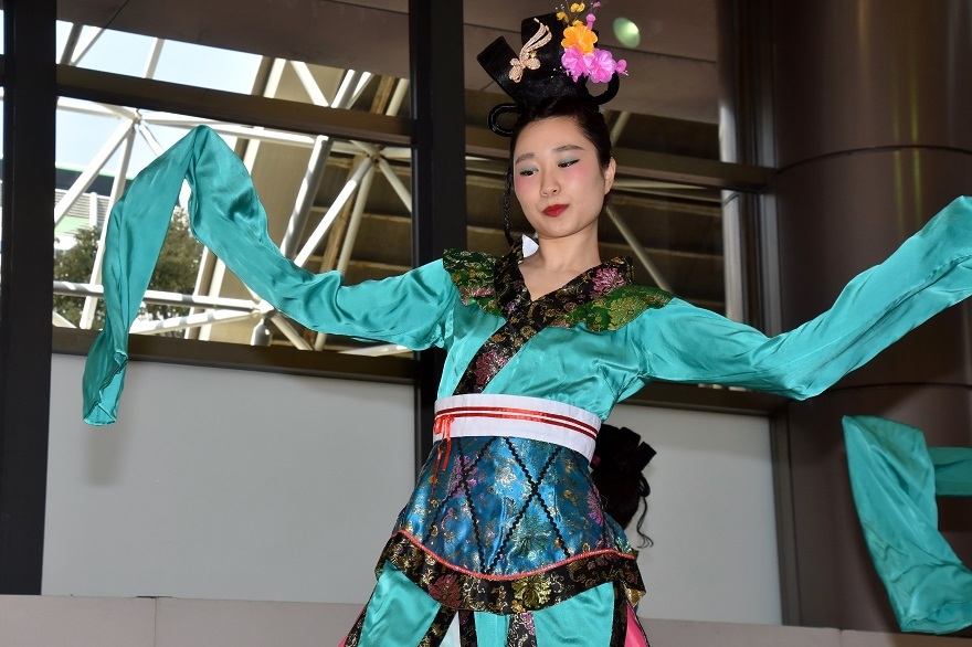 神戸国際中国踊り#1 (17)