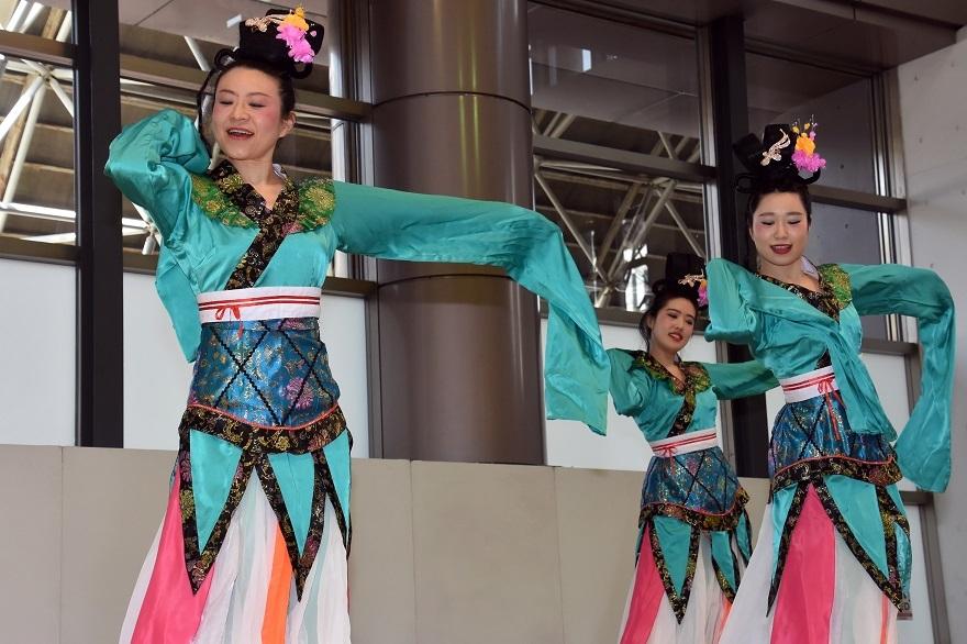 神戸国際中国踊り#1 (18)