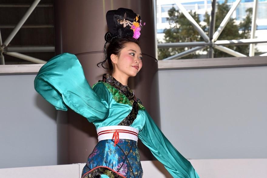 神戸国際中国踊り#1 (20)