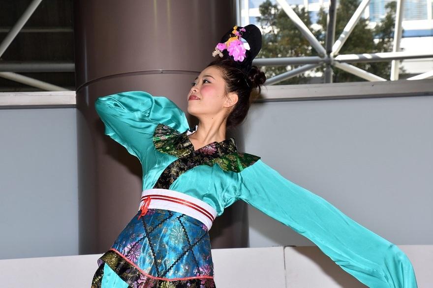 神戸国際中国踊り#1 (19)