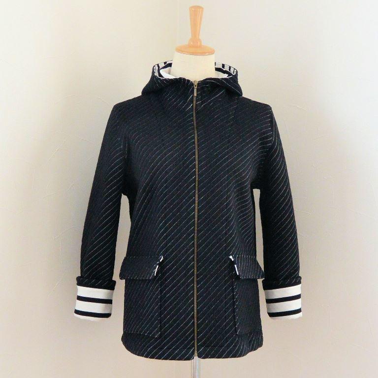 フードジャケット1