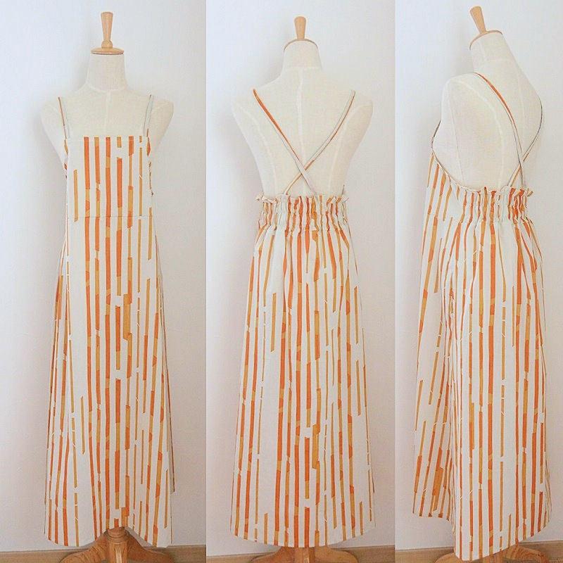 サロペットスカート3