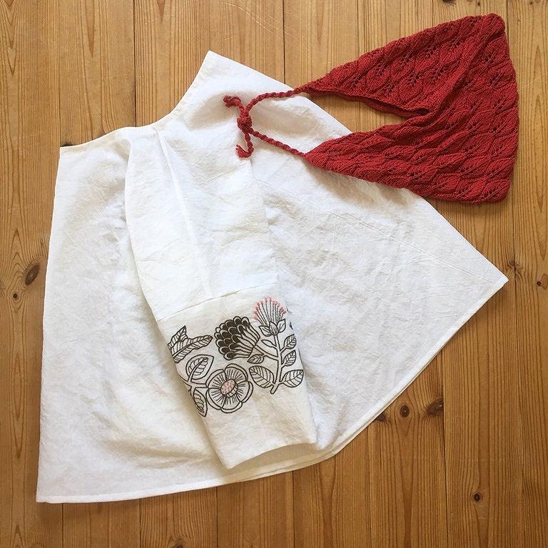 刺繍ブラウス3