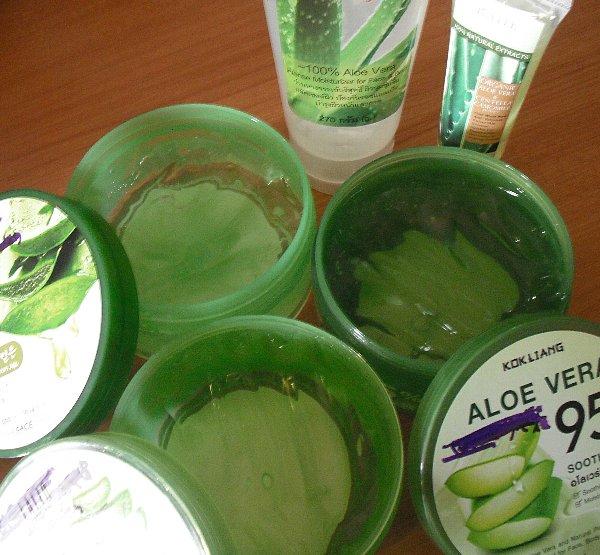 qualitiy of gels