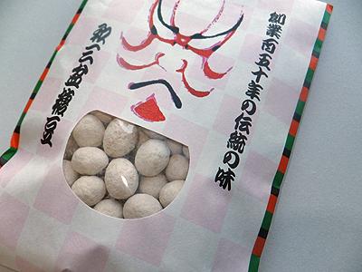 歌舞伎座のお豆