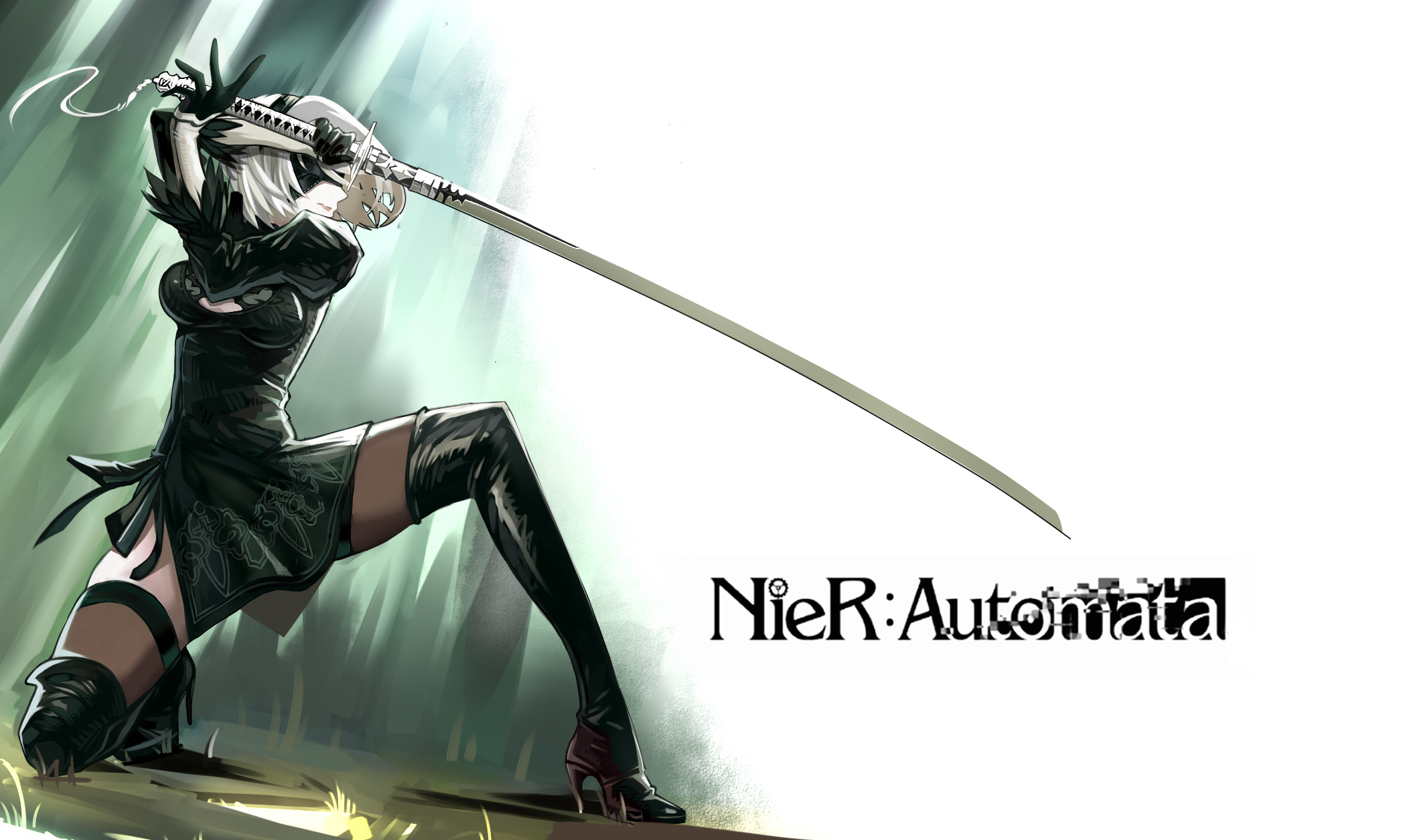 2b nier automata cosplay part 1 6