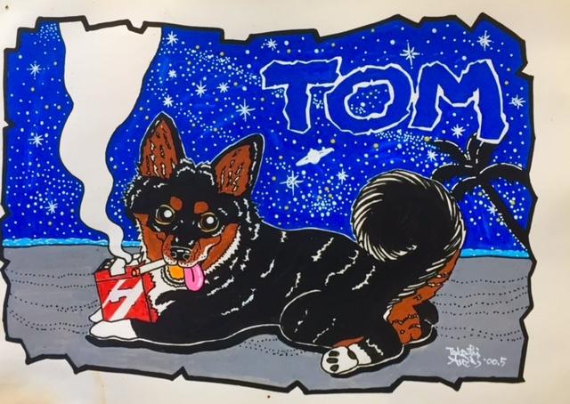 トム ポスカ
