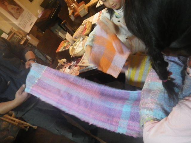 10さいの織り1