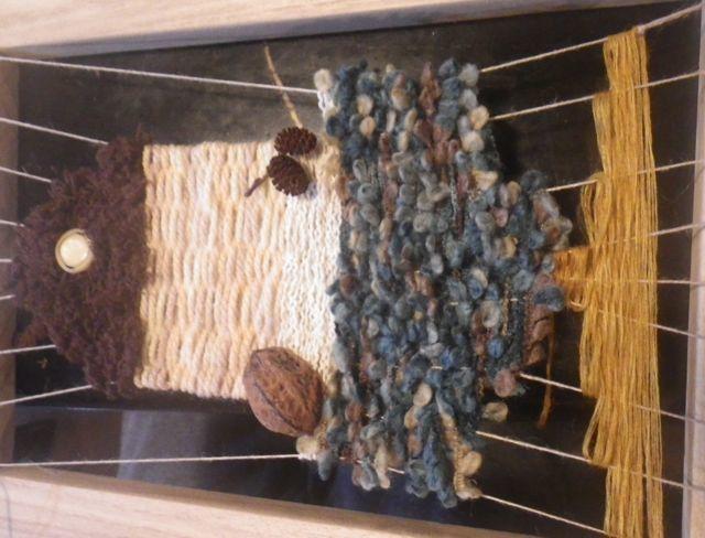 織り遊び・さかな