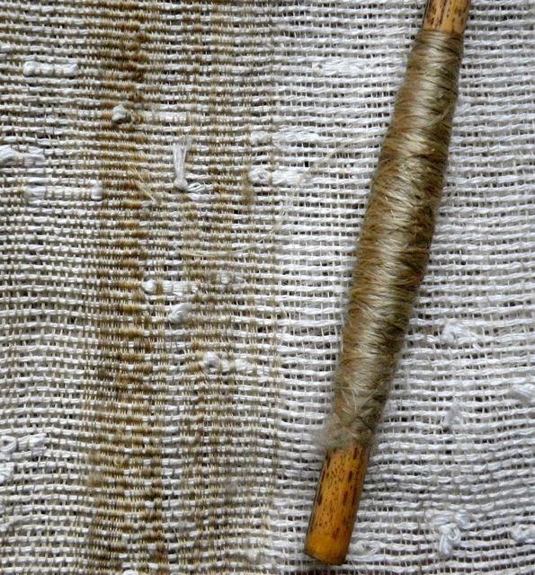 とろきぬ・織り布